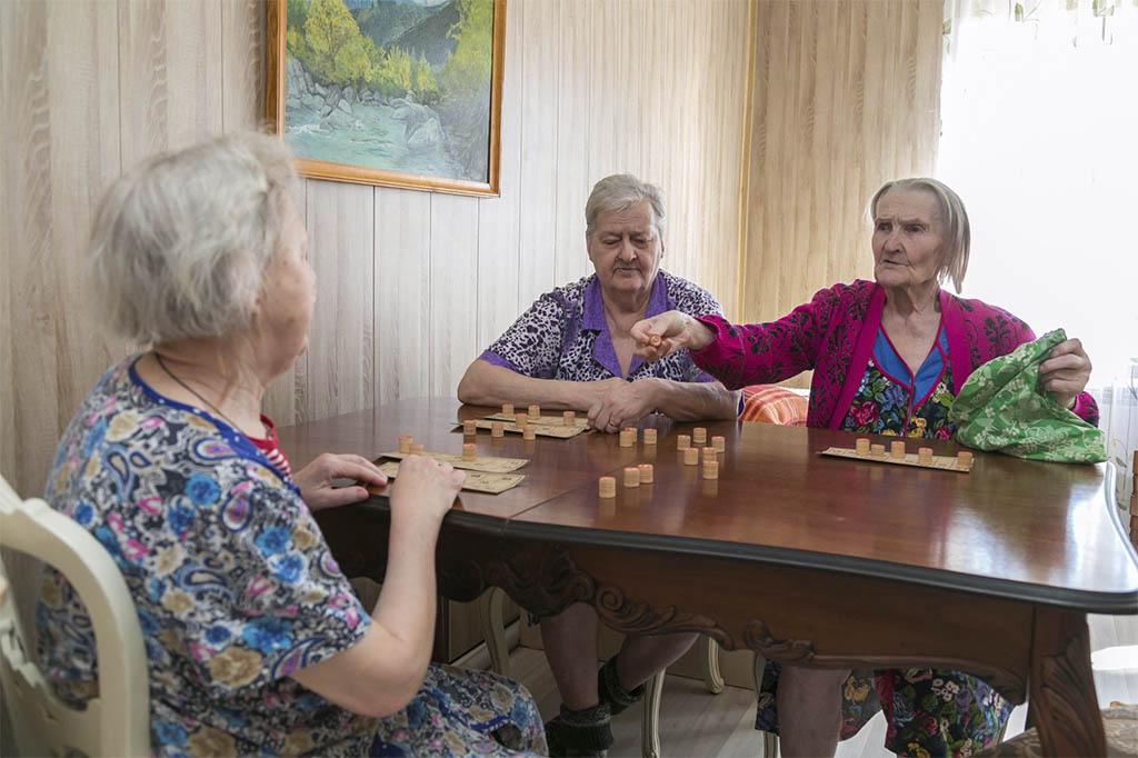 Пансионат для пожилых людей екатеринбург 500 руб сутки как вести себя в доме престарелых